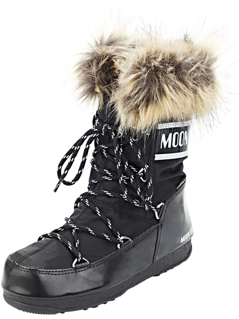 Moon Boot W.E. Monaco - Botas Mujer - Low negro